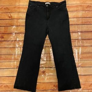 Perfectly Sliming Bootcut 512 Jeans Size 18 Medium